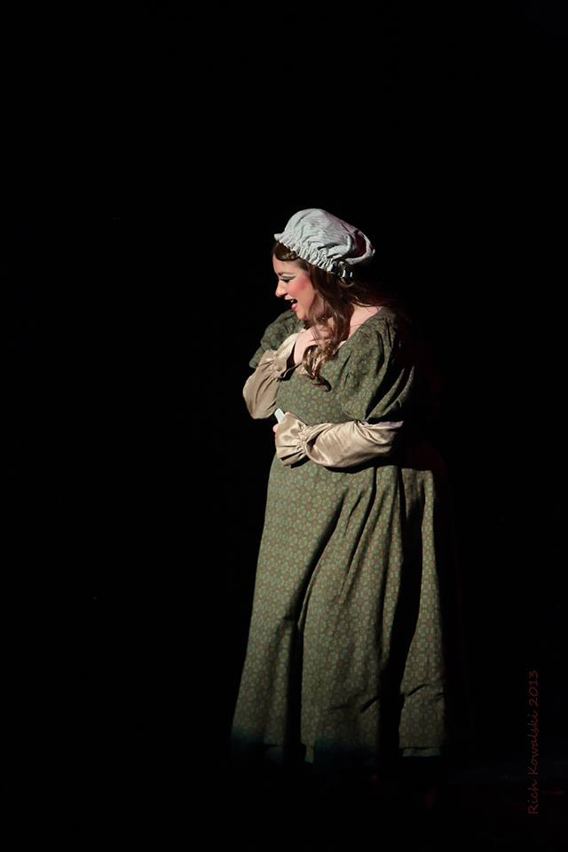 Fantine (Perry Award Nomination, Best Supporting Actress) - New Vision Players - dir. Mike Haber