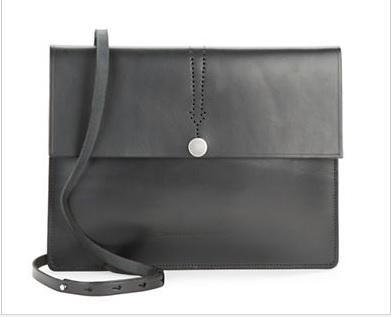 Parisienne Maxi Crossbody Ipad Case by Manufacture des Rigoles, $150 at LordandTaylor.com