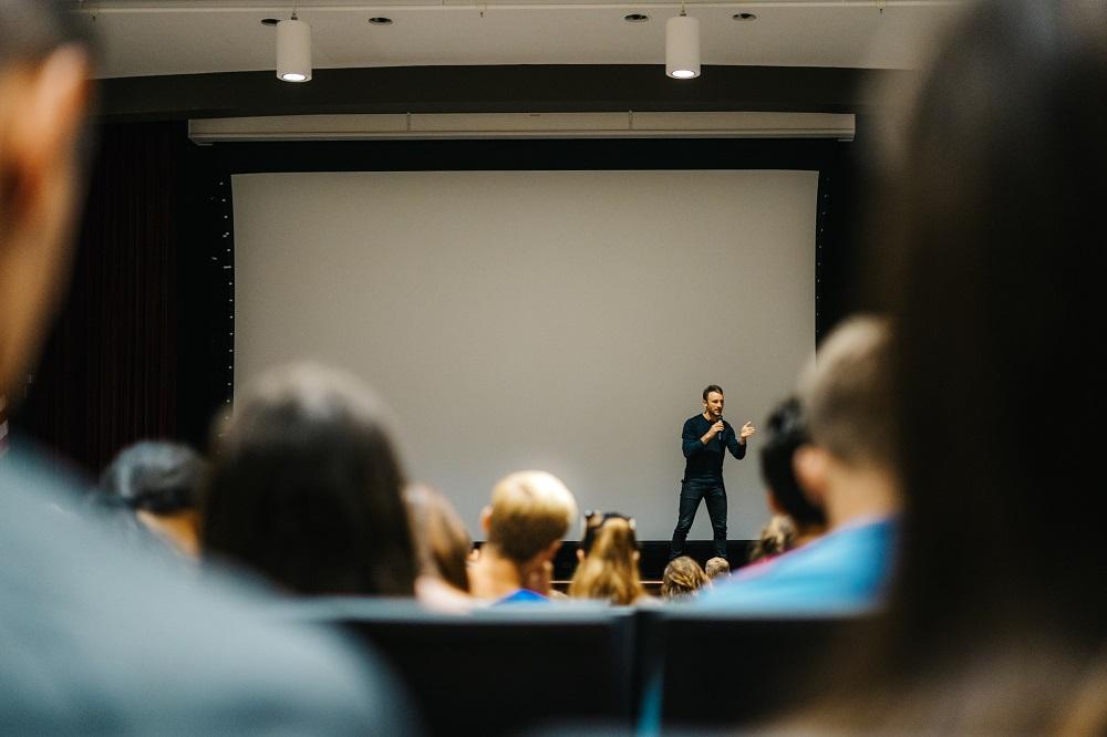 Keynote Public Speaker