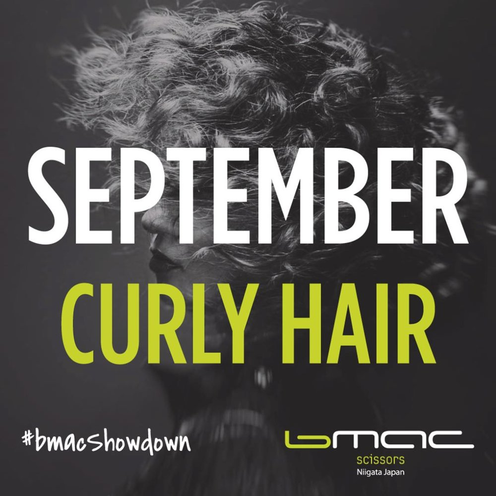 "September is CURLY HAIR for the #BmacShowdown  topic! You STILL have a chance to win the Trip to Japan. Submit your Curly Hair (along with Long and Short Hair videos if you have not already) to enter for the GRAND PRIZE. - Grand Prize is winning an all expense trip to Japan and you will get to perform on stage with amazing platform stylists in a BIG event in Osaka, Japan ""DREAM BRIDGE PROJECT"" - There are three top Japanese stylists and two American platform artists (Julian Perlingiero  @julianperl  and Fumi Eguchi  @ilovejapan ) and a winner of ""Bmac Showdown"" on the stage in front of several hundred Japanese stylists from all over Japan. - SUBMIT for this amazing opportunity of a lifetime. 3 Simple video entries can change your life! Good Luck 💚 . . . . . . . . . .  #bmacscissors   #bmacusa   #win   #triptojapan  #winatrip   #stylists   #haircut   #hairstylist  #instahair   #instalike   #instalove   #bmacusa  #bmacjapan   @bmacjapan"
