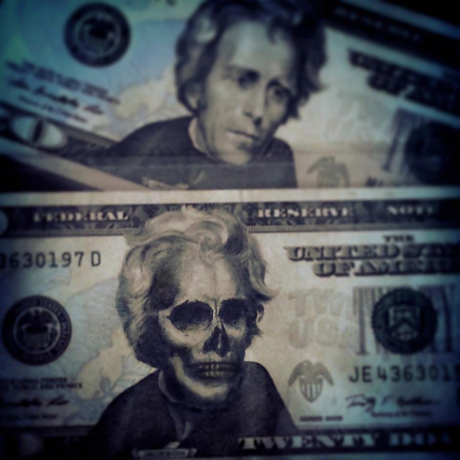 Andrew Jackson Skull