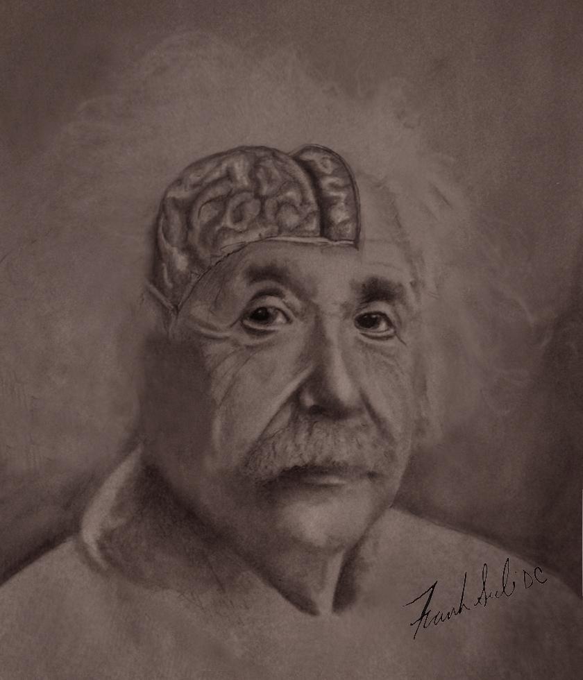 The Brain of Albert Einstein, Oct 25, 2011