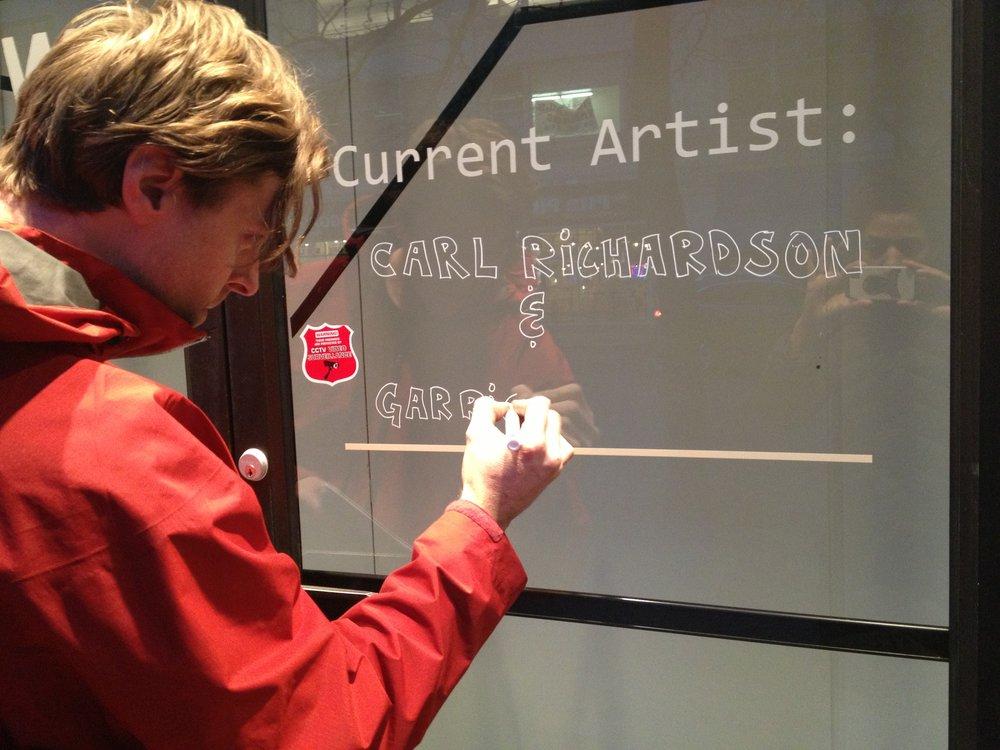 Garric signs door.jpg