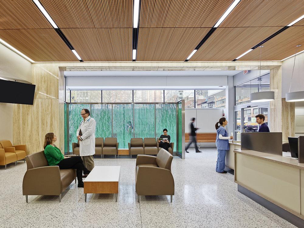Ronald O. Perelman Center for Emergency Services — Jay Siebenmorgen