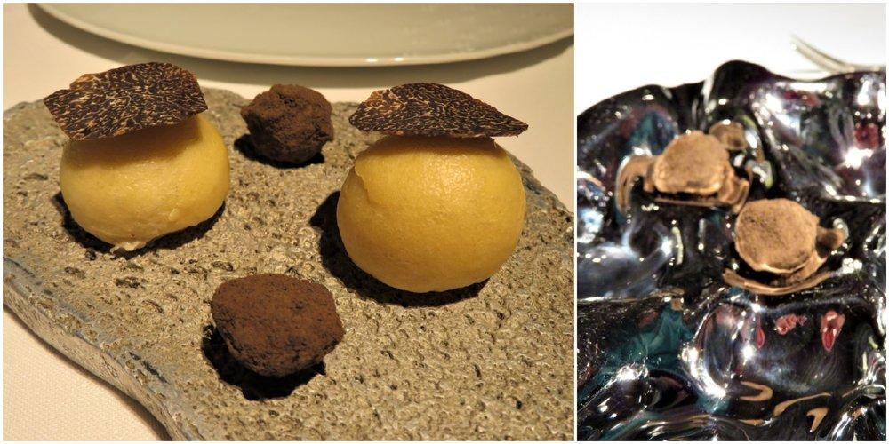 Black truffle truffle