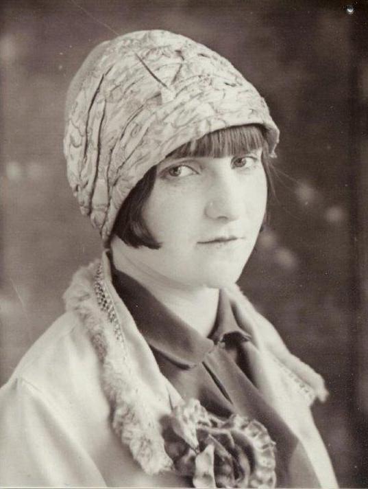 Great-Aunt Blanche Schiff