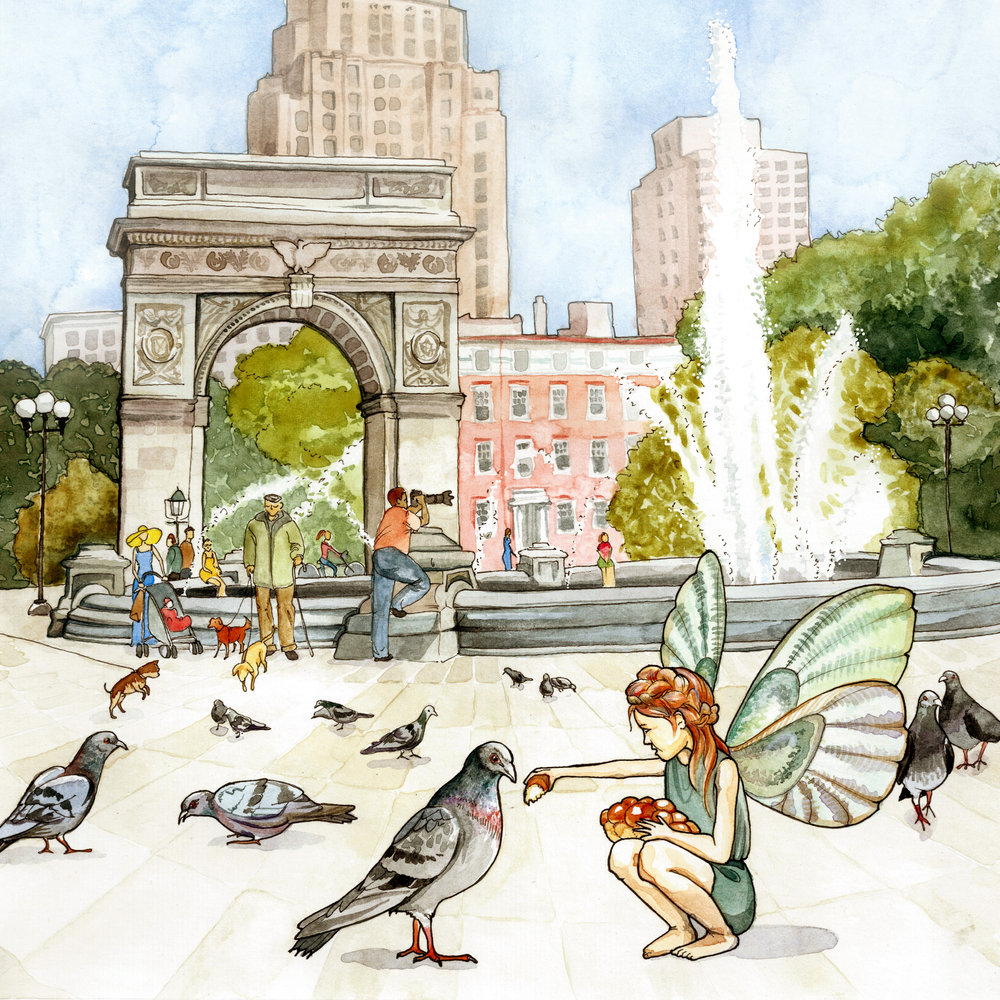 New York Edition: Washington Square Park