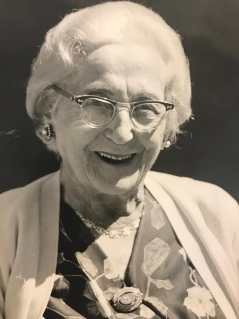 Cilla, Ilan's great grandmother.