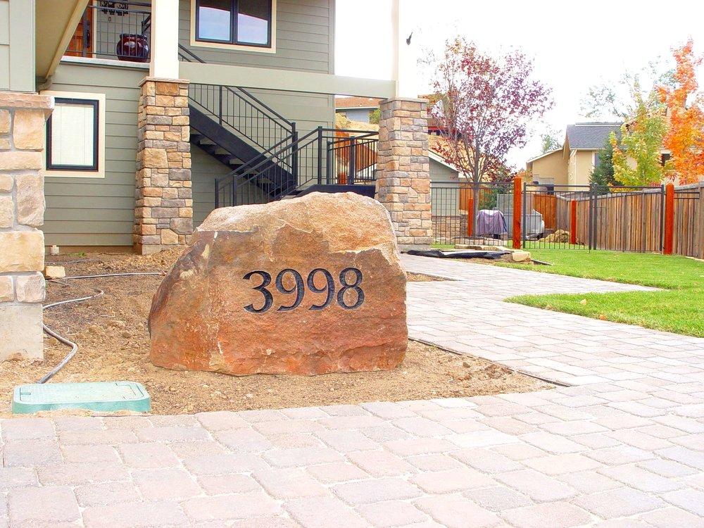 Address Stone
