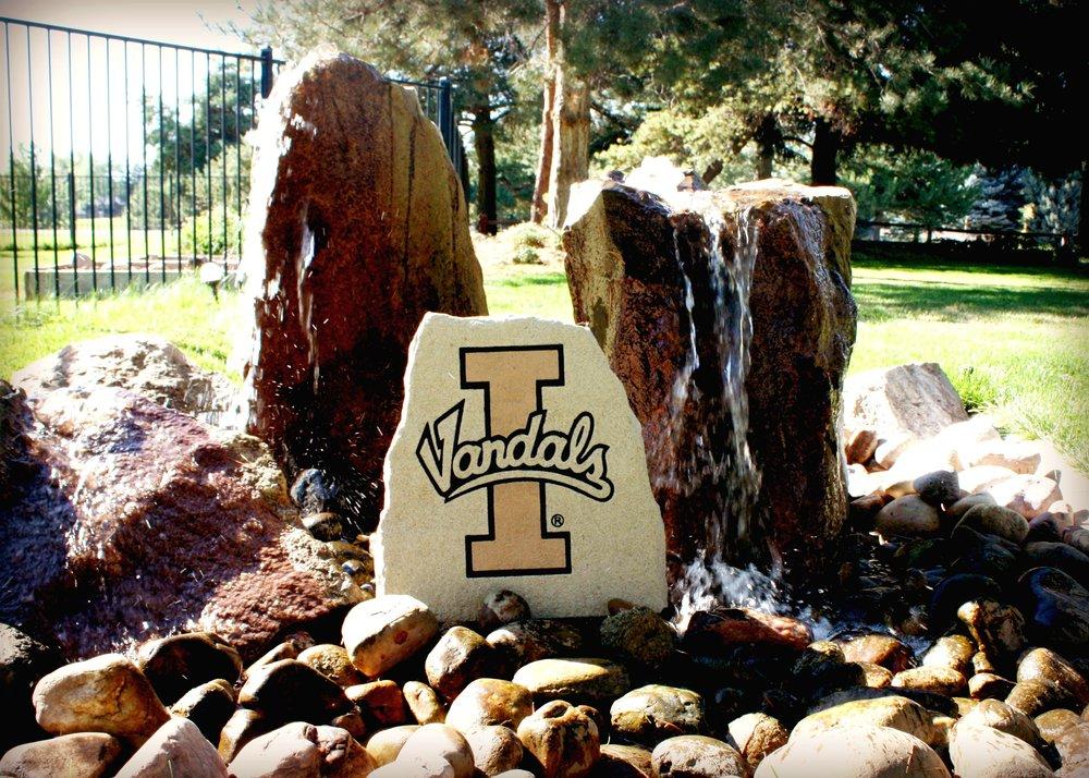 University of Idaho FanRock