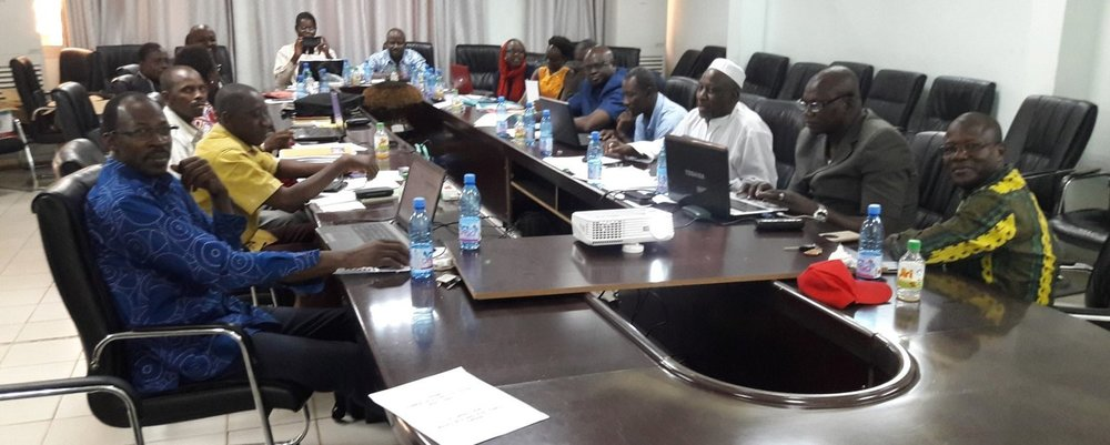 Biosafety goals in Mali
