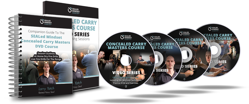 Concealed Carry Masters Course with Lay-flat Guide and Drill Book
