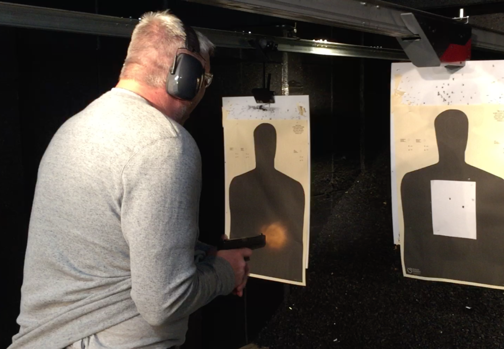 Private Handgun Training 1