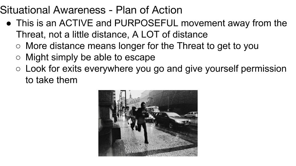 Plan of Action Lesson 1