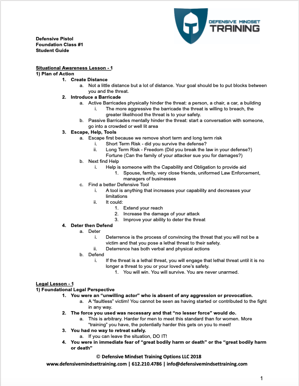 Week 1 Student Guide p1