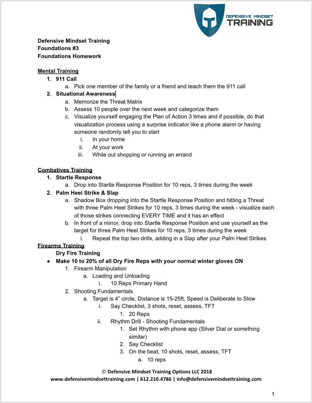Week 3 Homework p 1