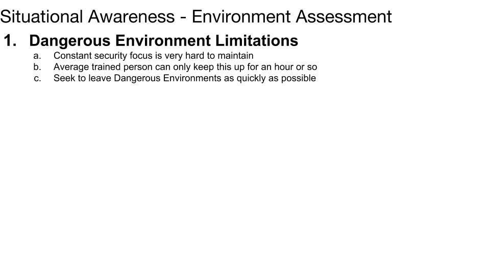 Environmental Assessment p 3
