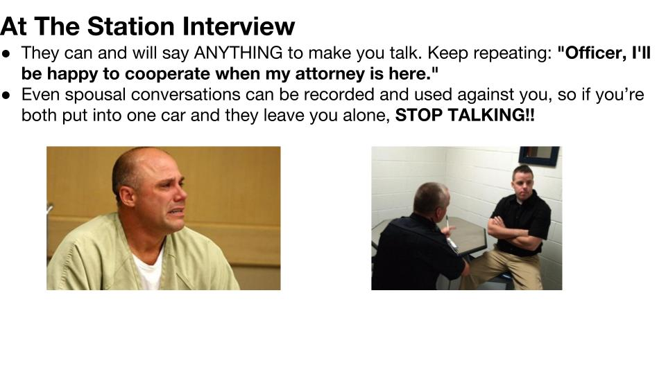 At the Station Interview p 2