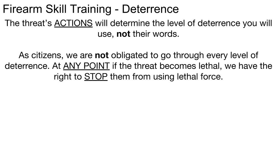Deterrence p 4