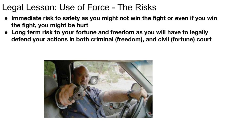 Use of Force p 4