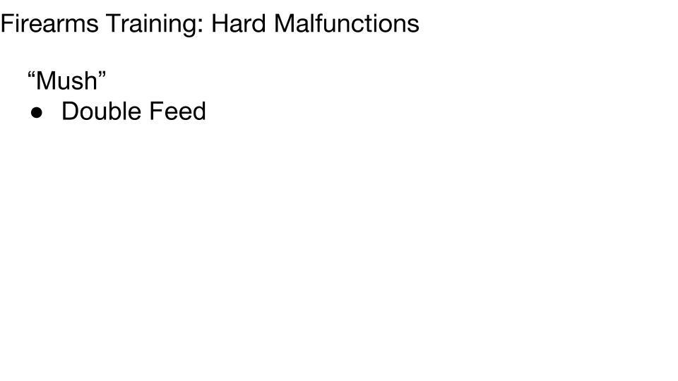 IA Hard Malfunction p 1