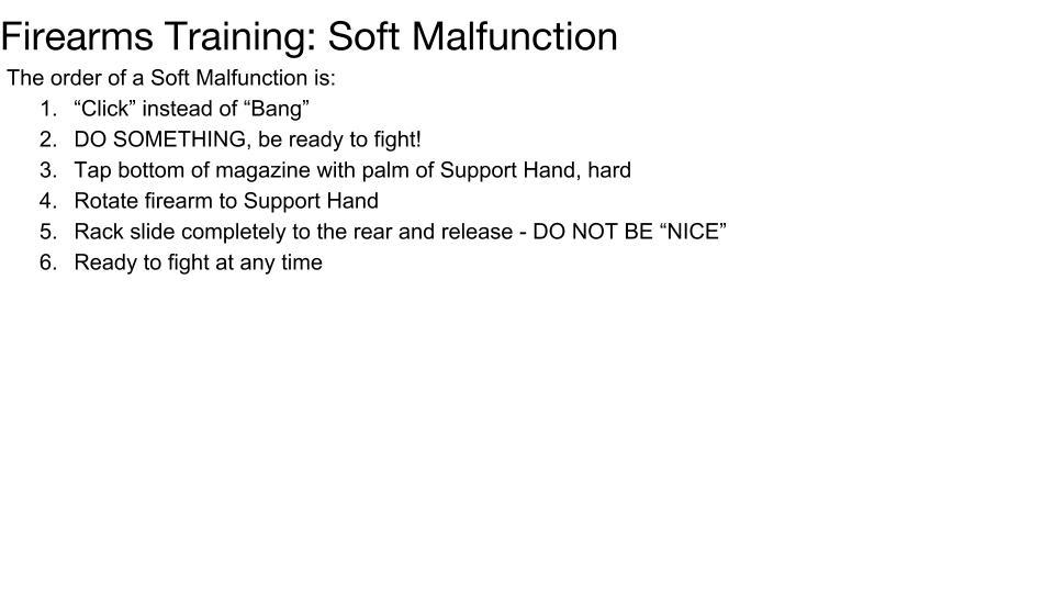 IA Soft Malfunction p 3