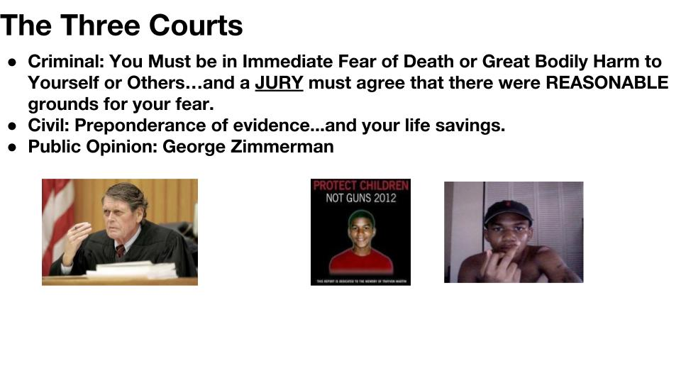 Courts and Juries p 1