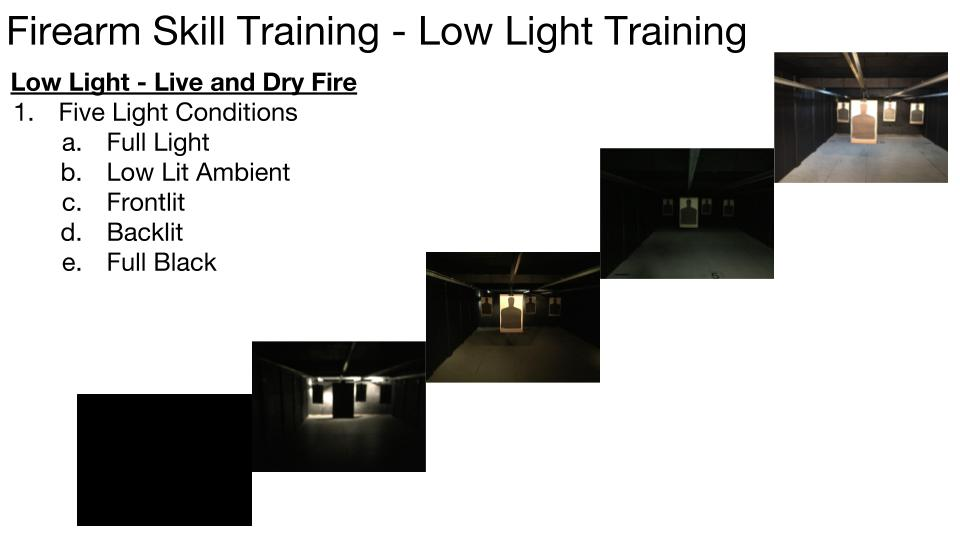 Low Light - Back Lit p 4