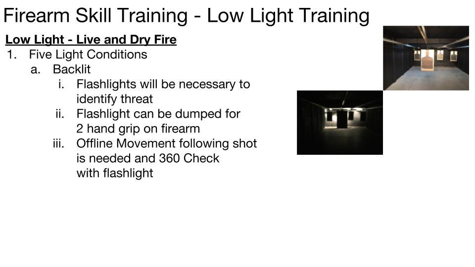 Low Light - Back Lit p 5