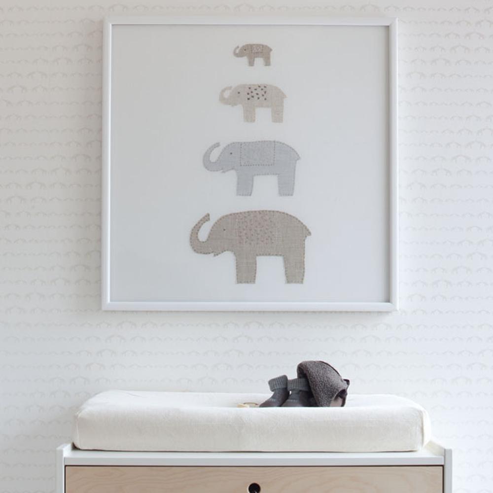 Baby Elephan Walk in Rain Colorway - Sissy+Marley
