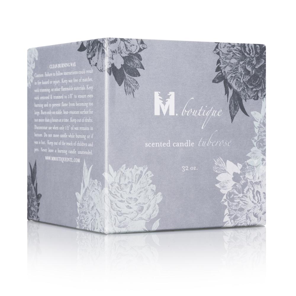 M. Boutique Natural Candles