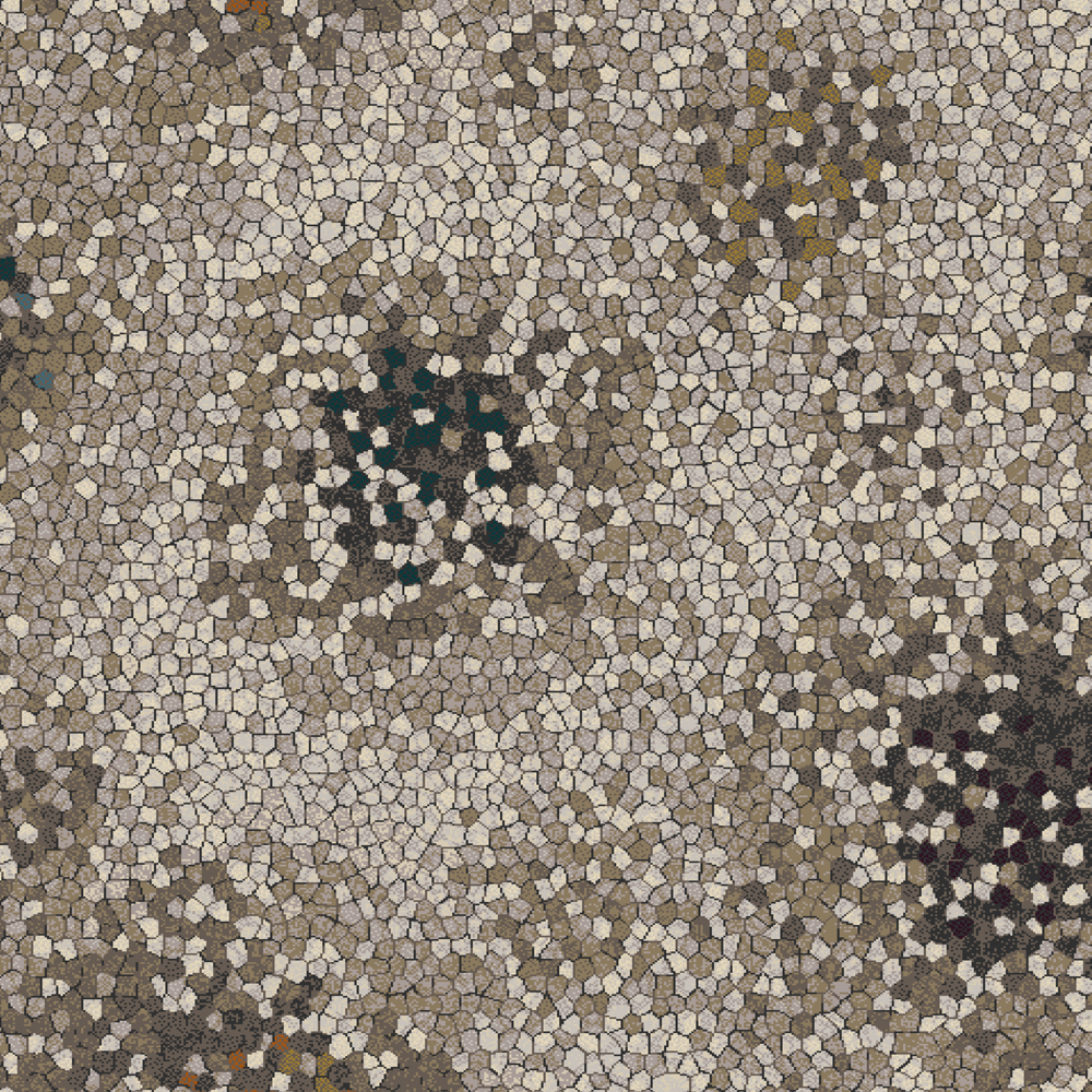 Background Texture for POISSON Pattern