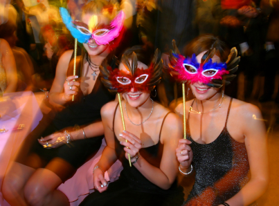 Masked Ball Corporate Event for Ernst Young.