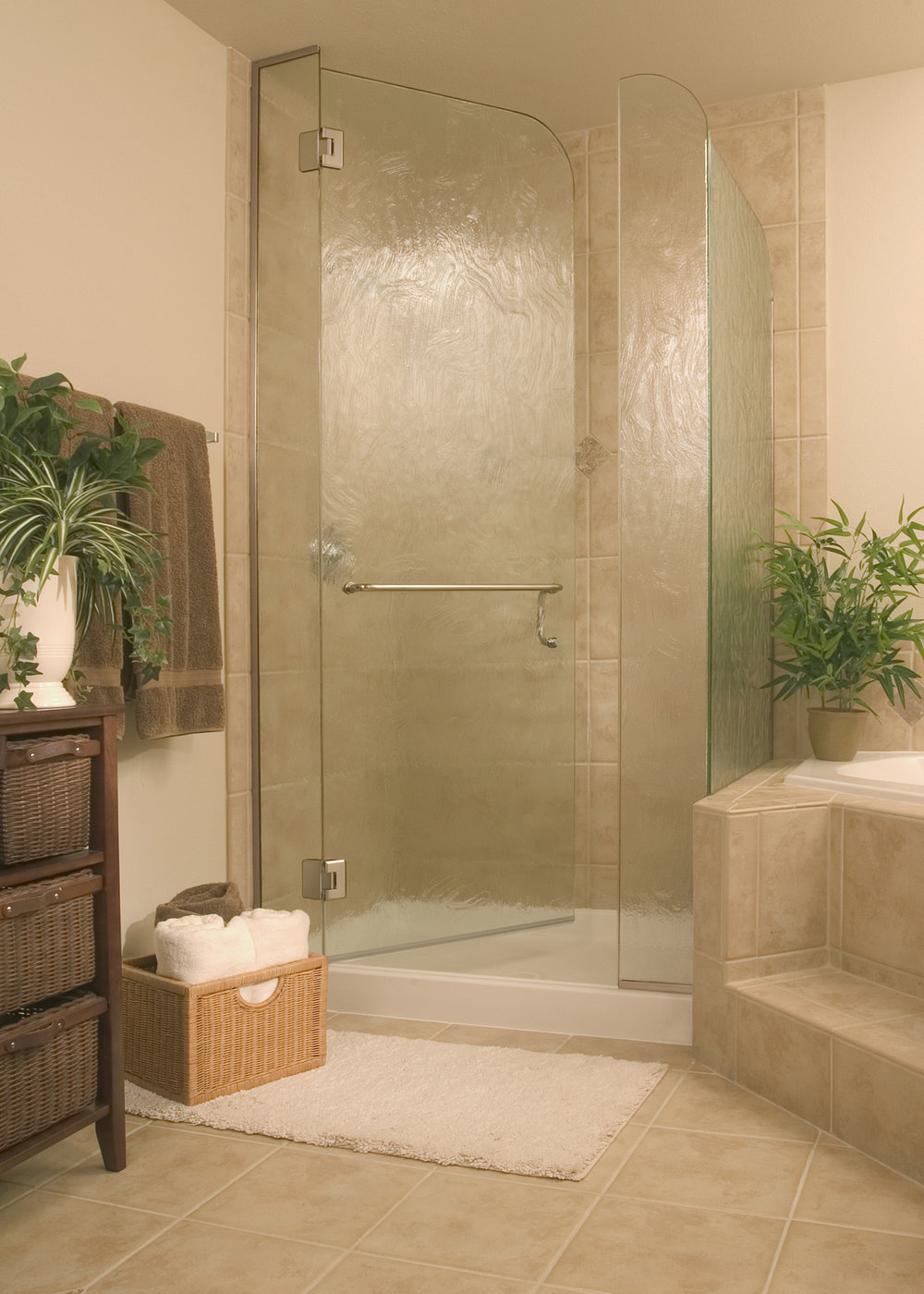 AAA KARTAK GLASS & CLOSET — SHOWER ENCLOSURES