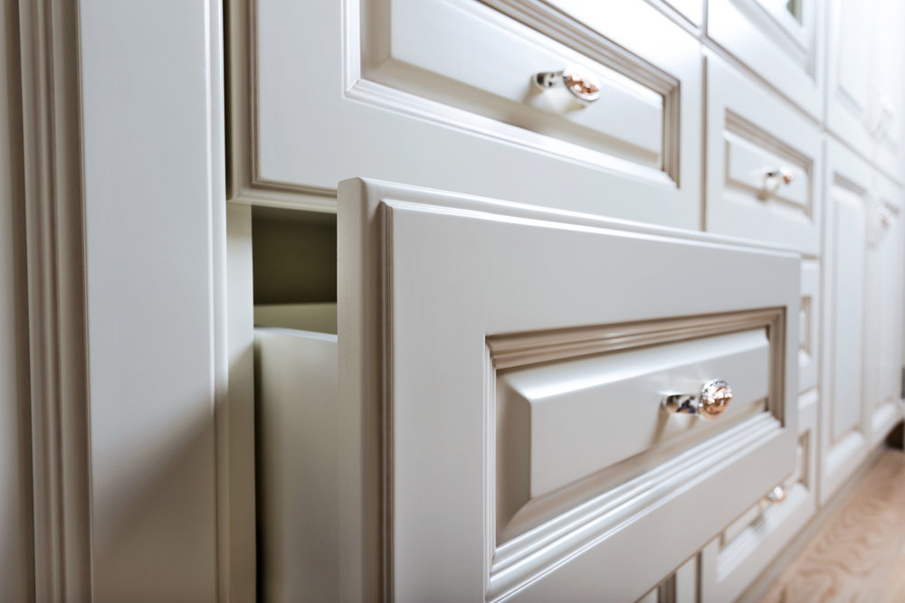 Custom Closet Drawers