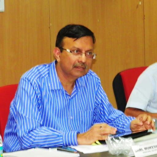 Principal Secretary Khullar