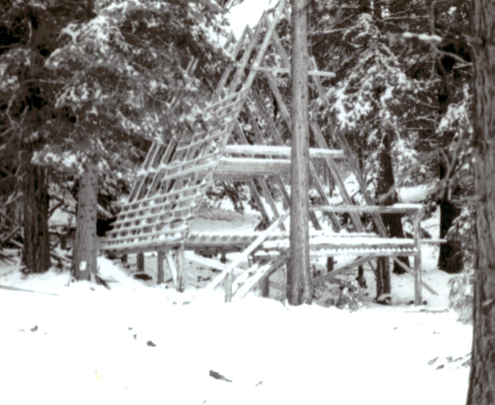 first cabin at camp built 1972 dedicated to Ken Mainwaring.jpg
