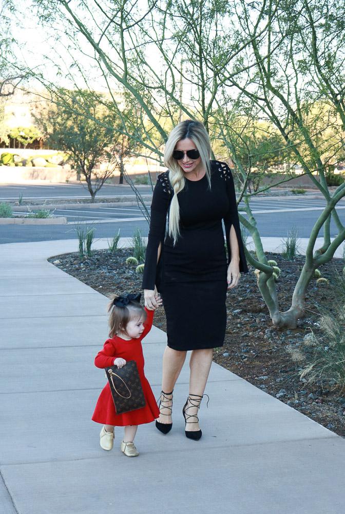 Black Bardot Nordstrom Lace Up Side Slit Dress Live Love Blank The Perfect Little Black Dress Louis Vuitton