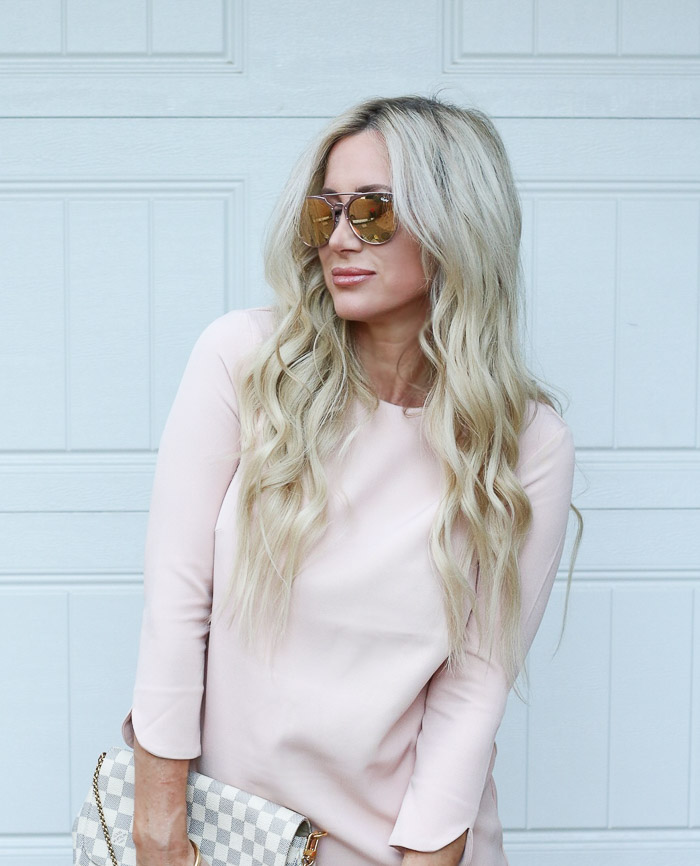 Live Love Blank Ride Or Die Favorite Hair Products for Tape-in Extensions and Icy Blonde Hair
