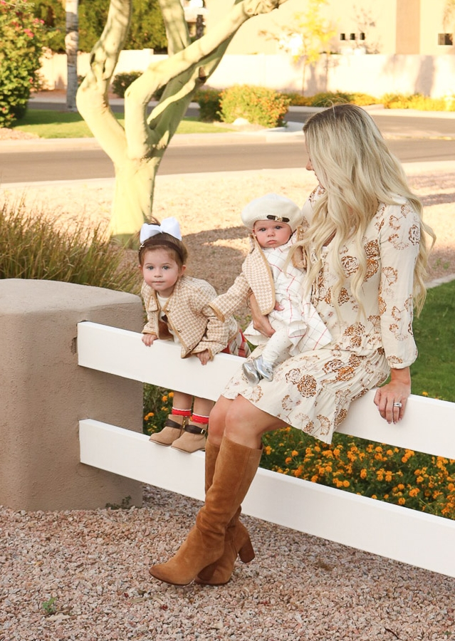 Live Love Blank Looking Forward to Fall with Janie and Jack Clothing for Kids, Carriage House