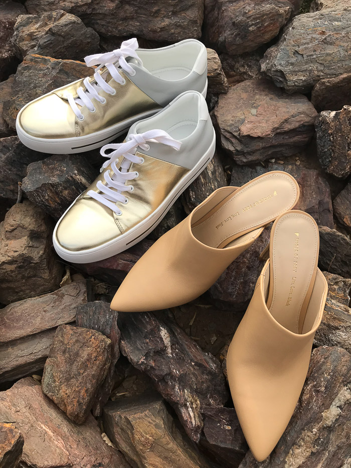 Live Love Blank Shoes Of Prey Custom Shoes Sneakers and Mules