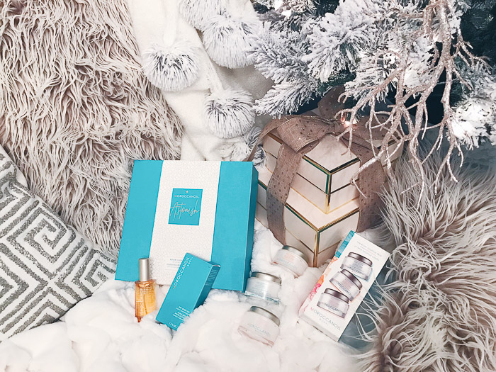Live Love Blank Holiday Gift Ideas With Moroccanoil Hair and Body