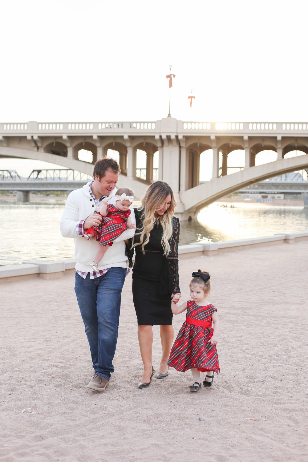 Live Love Blank Holiday Family Photos Photoshoot December 2017 Merry Christmas