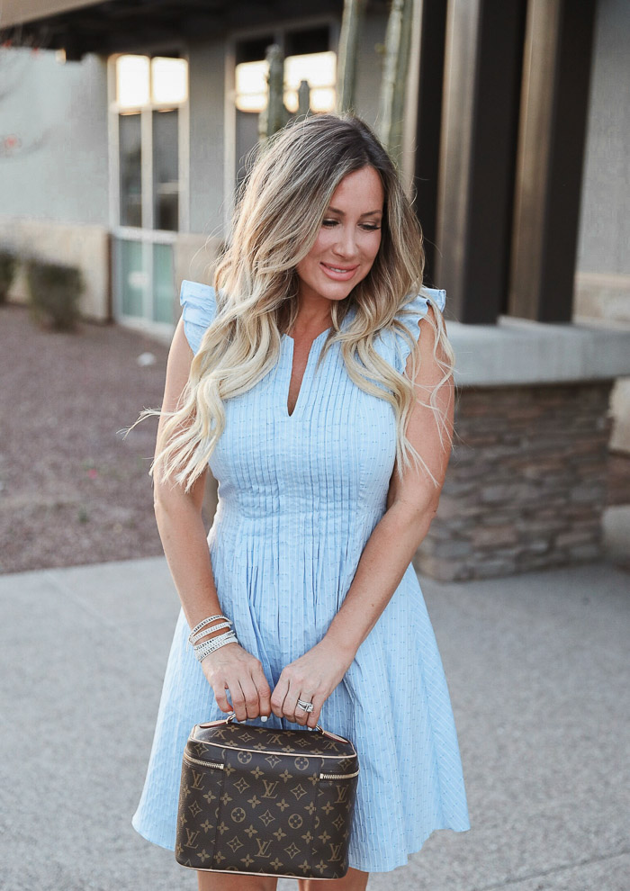 Live Love Blank...The Sweetest Dress with CeCe Sportswear