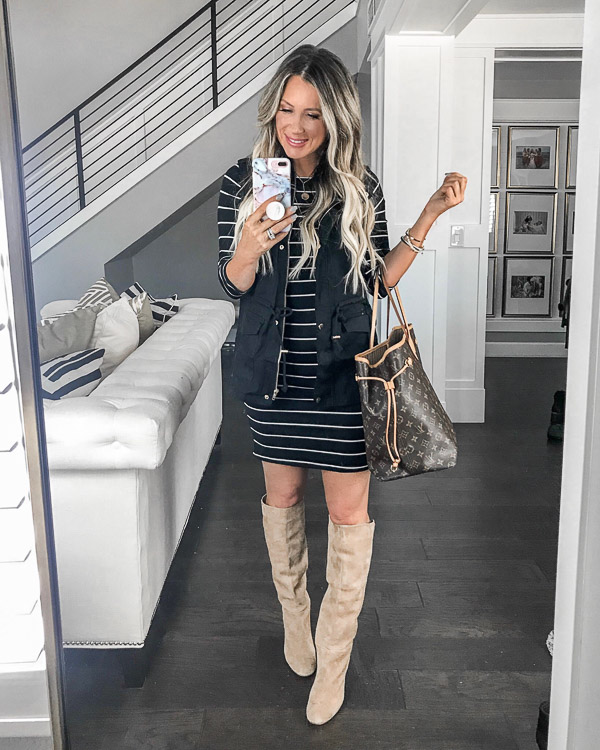 Live Love Blank, Style Blogger, liveloveblank.com, Instagram Outfit of The Day Recap October November 2018