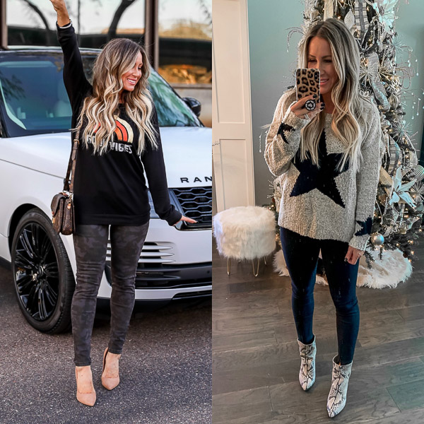 Liveloveblank.com, Live Love Blank fashion blogger, Instagram Recap and OOTD week ending 1/19/19, style blogger, mom style, Scottsdale, Arizona, Outfit of the Day, OOTD