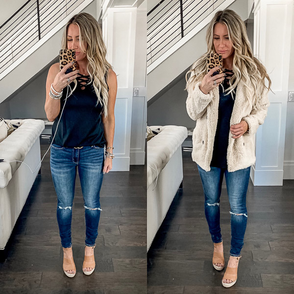 Liveloveblank.com, Live Love Blank fashion blogger, Instagram Recap and OOTD week ending 2/15/19, style blogger, mom style, Scottsdale, Arizona, Outfit of the Day, OOTD