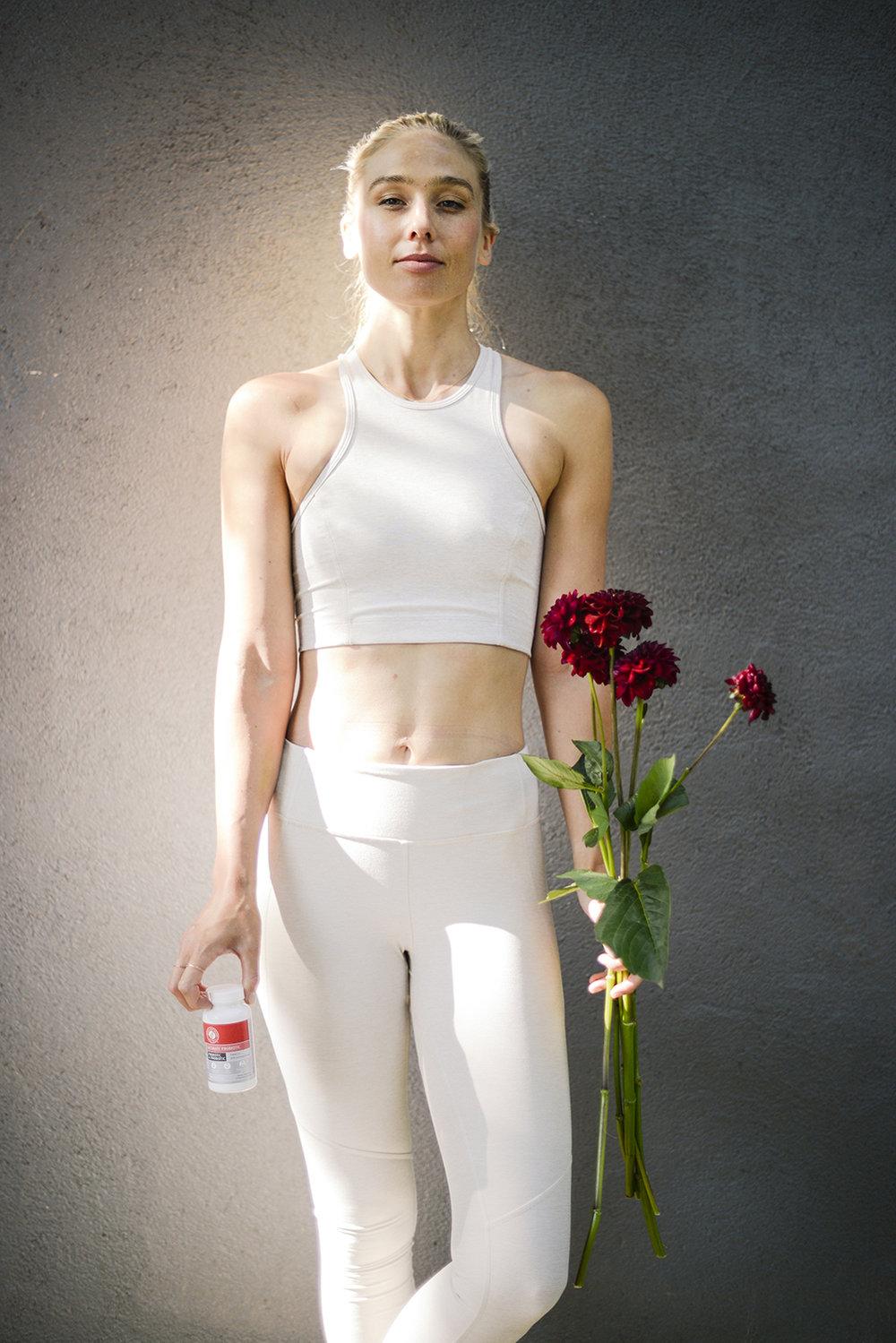 Natalie Uhling: Listen to Your Body