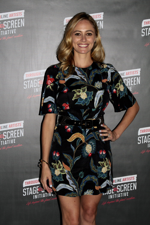 Elizabeth Masucci (Actress/Producer) GOOD LUCK (IN FARSI)