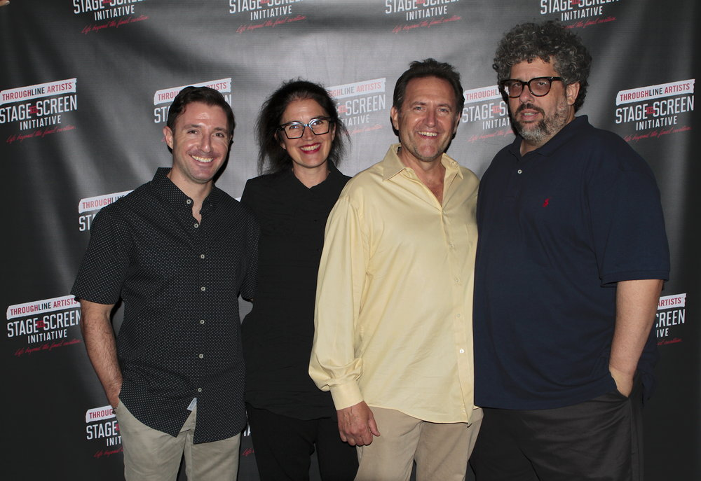 J.J. Kandel, Maria Mileaf, Victor Slezak, and Neil LaBute (Creative Team) THE MULBERRY BUSH